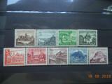 1939  Germania ( Reich ) Mi 730 - 738  Serie completa**
