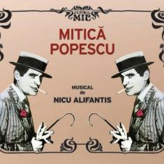 Nicu Alifantis Mitica Popescu Musical digipak (cd)