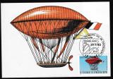 Sao Tome & Principe - C.M.  - DIRIJABILE - Stampila tematica