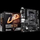 Placa de baza gigabyte amd b550m s2h ddr4-sdram 2x so-dimm ecc/non- ecc maximum memory: 64gb