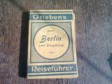 BERLIN UND UMGEBUNG 1927 (ATLAS TURISTIC)
