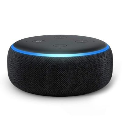 Resigilat : Boxa inteligenta Amazon Echo Dot 3rd Gen culoare Negru foto