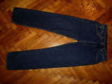 Blugi Levis 501-Marimea W33xL34 (talie-84cm,lungime-112cm)