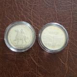 50 Bani 2018 Moneda Proof 140 de ani de la Unirea cu Dobrogea