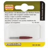 Cumpara ieftin Raspel din carbura de tungsten in forma de ac Micromot Proxxon PRXN29064, 19xO4 mm