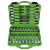 Trusa chei torx JBM 52605, Cr-V, 32 piese, T20-T70 Mania Tools