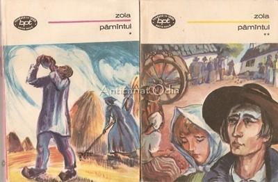 Pamantul I, II - Emile Zola