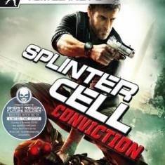 Tom Clancy's Splinter Cell Conviction Xbox 360