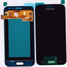 Display Samsung J2 2015 J200 Negru