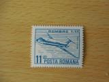 Serie timbre romanesti aviatie avioane nestampilate Romania MNH