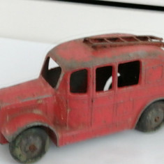 bnk jc Dinky 25h - Fire Engine