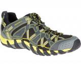 Pantofi Bărbați pe apă Merrell Waterpro Maipo Vibram, 38, 41, 43.5, Gri