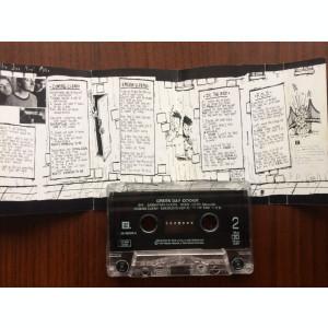 green day dookie caseta audio muzica punk pop rock reprise records germany 1994