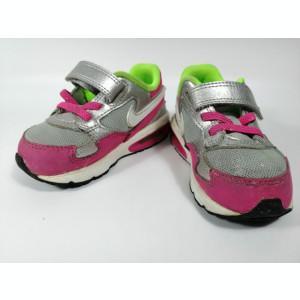 Adidasi Nike pentru copii, marimea 25, gri-roz