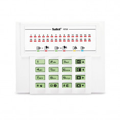 Tastatura LED pentru centralele Versa 5 Satel, lumina fundal