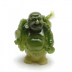 Buddha cu Wu Lou imitatie jad