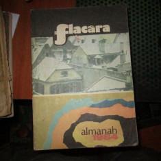 almanah flacara an 1984 x9