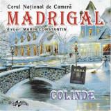CD Corul Național de Cameră Madrigal Dirijor: Marin Constantin – Colinde
