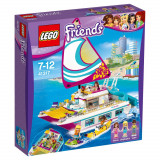 LEGO® Friends - Croaziera insorita pe Catamaran 41317