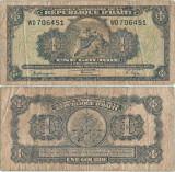 1950 , 1 gourde ( P-174 ) - Haiti