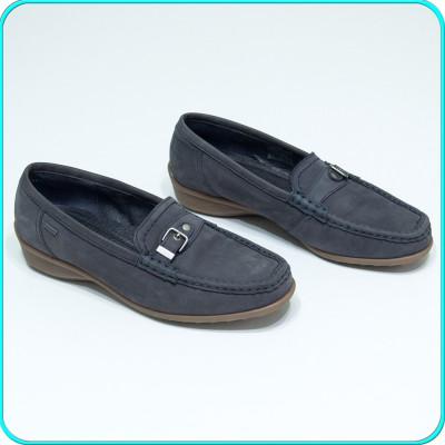 DE FIRMA → Pantofi—mocasini dama, din piele, comozi, usori, ARA → femei | nr. 39 foto