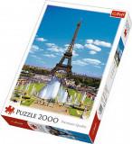 Puzzle Trefl 2000 Turnul Eiffel