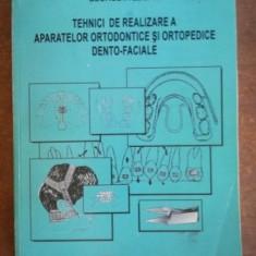 Tehnici de realizare a aparatelor ortodontice si ortopedice dento-faciale - Georgeta Zegan
