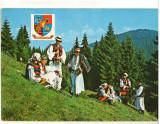 CPIB 16005 CARTE POSTALA - CHIPURI SI PORT POPULAR DIN MARAMURES, Necirculata, Printata