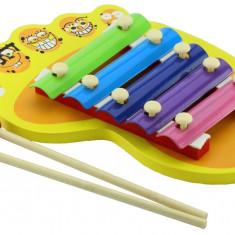 Xilofon SpongeBob multicolor