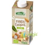 Crema Lichida de Migdale pentru Gatit Ecologica/Bio 200ml