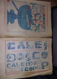 2 reviste Caleidoscop anii '80-umor ,rebus,stiri,divertisment,sport,T.GRATUIT