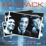 CD The Rat Pack ‎– Night And Day, originala, 2004: Dean Martin, Frank Sinatra