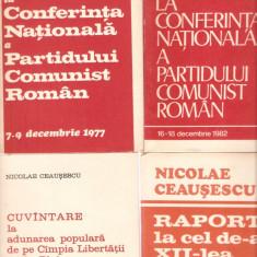 Ceausescu 13 carti