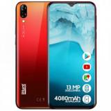 Smartphone iHunt Alien X Lite 2020, Dual Sim, 6.1 Inch, MediaTek MT6580A/WA Quad Core, 1 GB RAM, 16 GB, Dual Camera, Retea 3G, Android Oreo Go, Rosu