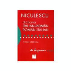 Dictionar italian-roman / roman-italian de buzunar