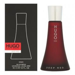 Hugo Boss Deep Red eau de Parfum pentru femei 50 ml