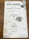 Dimitrie A. Sturdza - Scurta descriere a dreptoriloru - F. Kolson Colson 1856