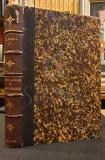 """GEORGES G. BOURSA - TESA DE LICENTA - """" CONTRAT DE SOCIETE - DROIT FRANCAIS DE L'ADMINISTRATION DES SOCIETES ANONYMES """" , DEDICATIE ! , 1883"""