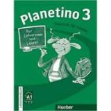 Planetino 3 Lehrerhandbuch Deutsch fur Kinder - Siegfried Buttner