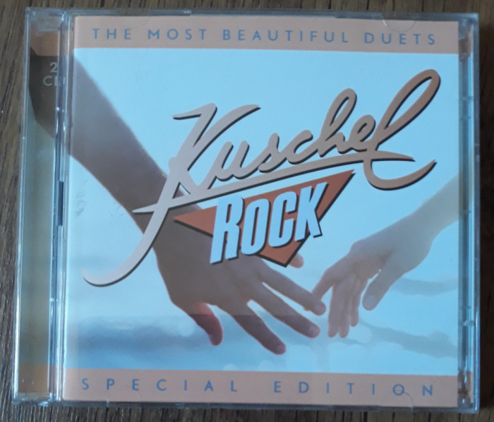 CD Kuschelrock Special Edition - The Most Beautiful Duets [2 x CD Compilation]