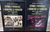 RADU IFTIMOVICI ISTORIA UNIVERSALĂ A MEDICINEI SI FARMACIEI 2015 2VOL 537+1246 P