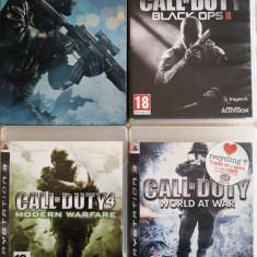 Jocuri PS3 - Tom Clancy Endwar, FIFA 16, Assassins Creed, Call of Duty