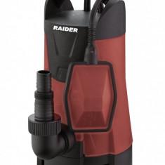 Pompa submersibila pentru ape uzate 550 W Raider Power Tools