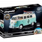 Set de Constructie Volkswagen T1 Camping Bus Editie Speciala, Playmobil