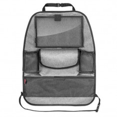 Organizator auto multimedia pentru scaun Reer Travel Kid Entertain, 45 x 58 cm
