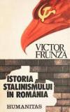 Victor frunza istoria comunismului in romania
