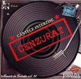 Cantece Interzise (CD - Jurnalul National - VG)