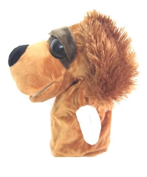 Marioneta de mana pentru teatru de papusi - Catel