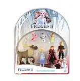 Set 7 figurine Frozen, 4-6 ani, Unisex