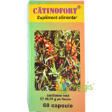 Catinofort 60cpsx0.4gr